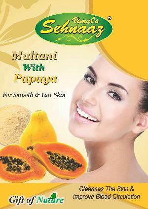 Papaya Multani Skin Powder