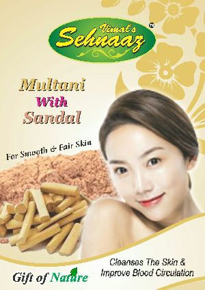 Sandal Multani Skin Powder