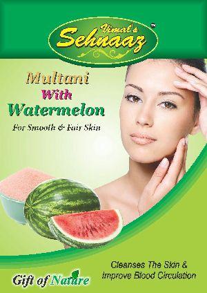 Watermelon Multani Skin Powder
