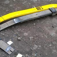 Transverse Composite Leaf Spring Suspension