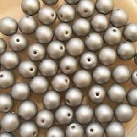 metalized beads