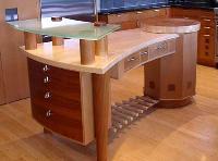 Wooden Office Furniture (E - 2)