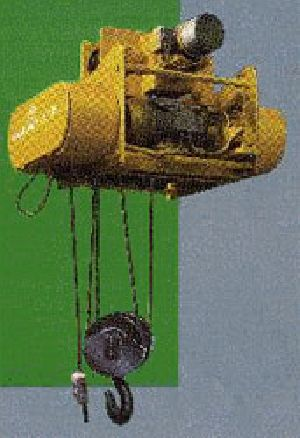 Hoists Electric Wire Rope