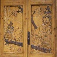 Images of Designer Wooden Doors - Losro.com