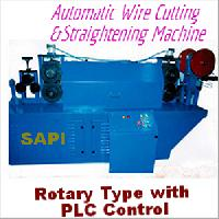 Wire Straightening and Cutting Machine-Industrial Usage