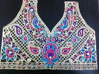 Embroidered Saree Blouse