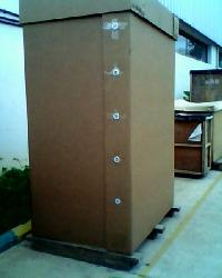Corrugated Paper Box With Sleeve