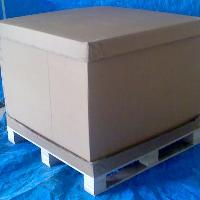 Corrugated Paper Box With Top Tray