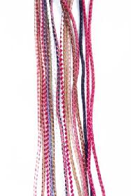 Braided Leather Cords Blc-01