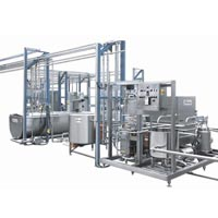 Dairy Milk Processing Plant