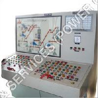 011 Mimic Control Panel