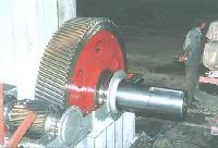 Large Helical Gear