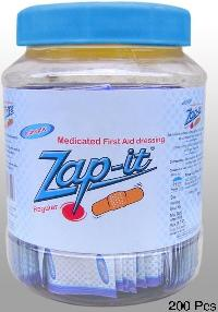 Zap -it, First Aid Bandage