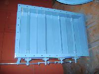 Rectangular Multi Flap Damper