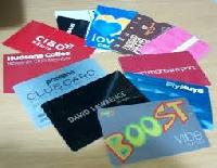 Store Membership Barcode Cards