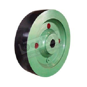 vbelt pulley flywheel