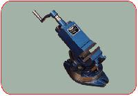 universal tilting ,swivel angle vice