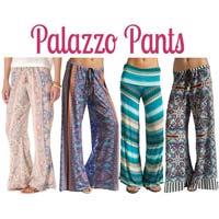 Ladies Palazzo Pants
