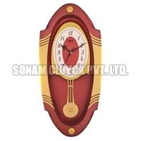 Pendulum Musical Wall Clock