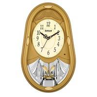 Rotating Musical Clock