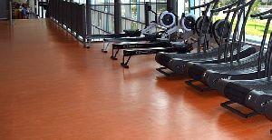 Gym, Health Club Floors
