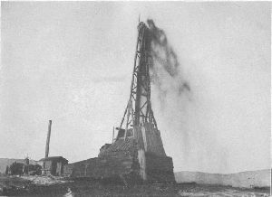 Salt Creek Oil Field