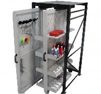 Wall Innovative Storage System