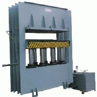 Hot Hydraulic Press