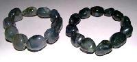 Moss Agate Stone Bracelet