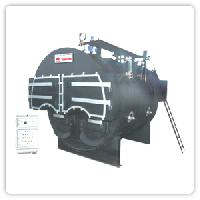 Solid Fuel Fired Package Type IBR Steam  Boiler (Double Furnace)