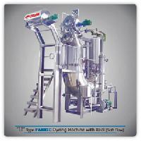 U Type Tube Fabric Dyeing Machines