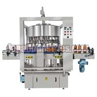 Fully Automatic Gravity Filling Machine