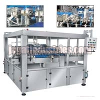 Fully Automatic Rotary Rinsing Machine