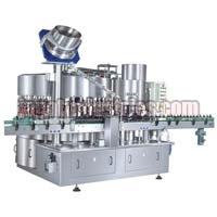 Gravity Monoblock Filling & Sealing Machine