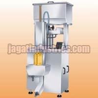 Semi Automatic Pneumatic Filling Machine