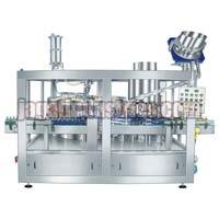 Vacuum Monoblock Filling & Sealing Machine