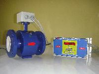 Electromagnetic Flow-Meter