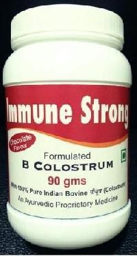 Bovine Colostrum Chocolate Powder