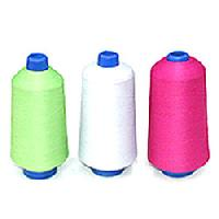 polyester draw textured yarns