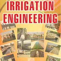 Irrigation Engineering book
