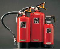 Clean Agent Fire Extinguisher (hcfc 123)