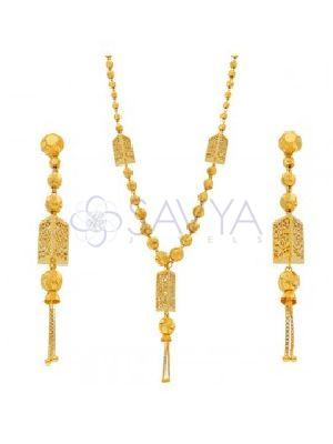 ABCS04 Adira Ball Chain Set