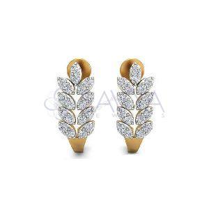 SJ DTS02 Diamond Earring