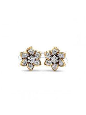 SJ DTS31 Diamond Earring
