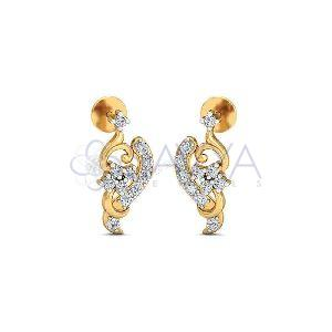 SJ DTS39 Diamond Earring