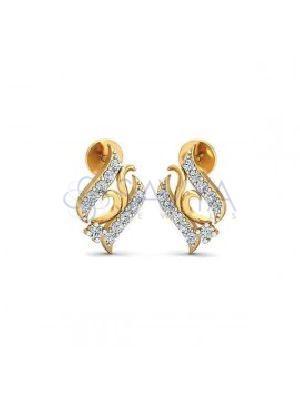 SJ DTS36 Diamond Earring