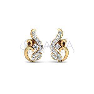 SJ DTS42 Diamond Earring
