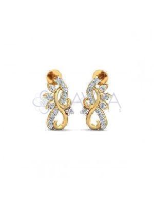 SJ DTS44 Diamond Earring