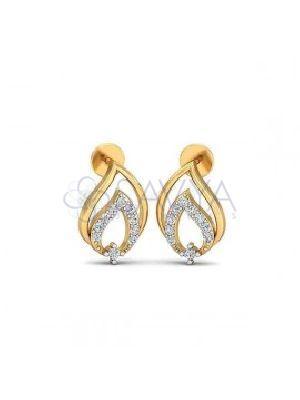 SJ DTS58 Diamond Earring