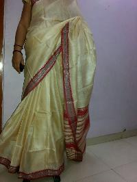 Tasar Karwati Saree